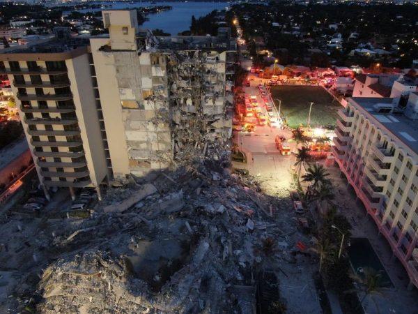 Surfside Condominium collapse. Memories of Florida.